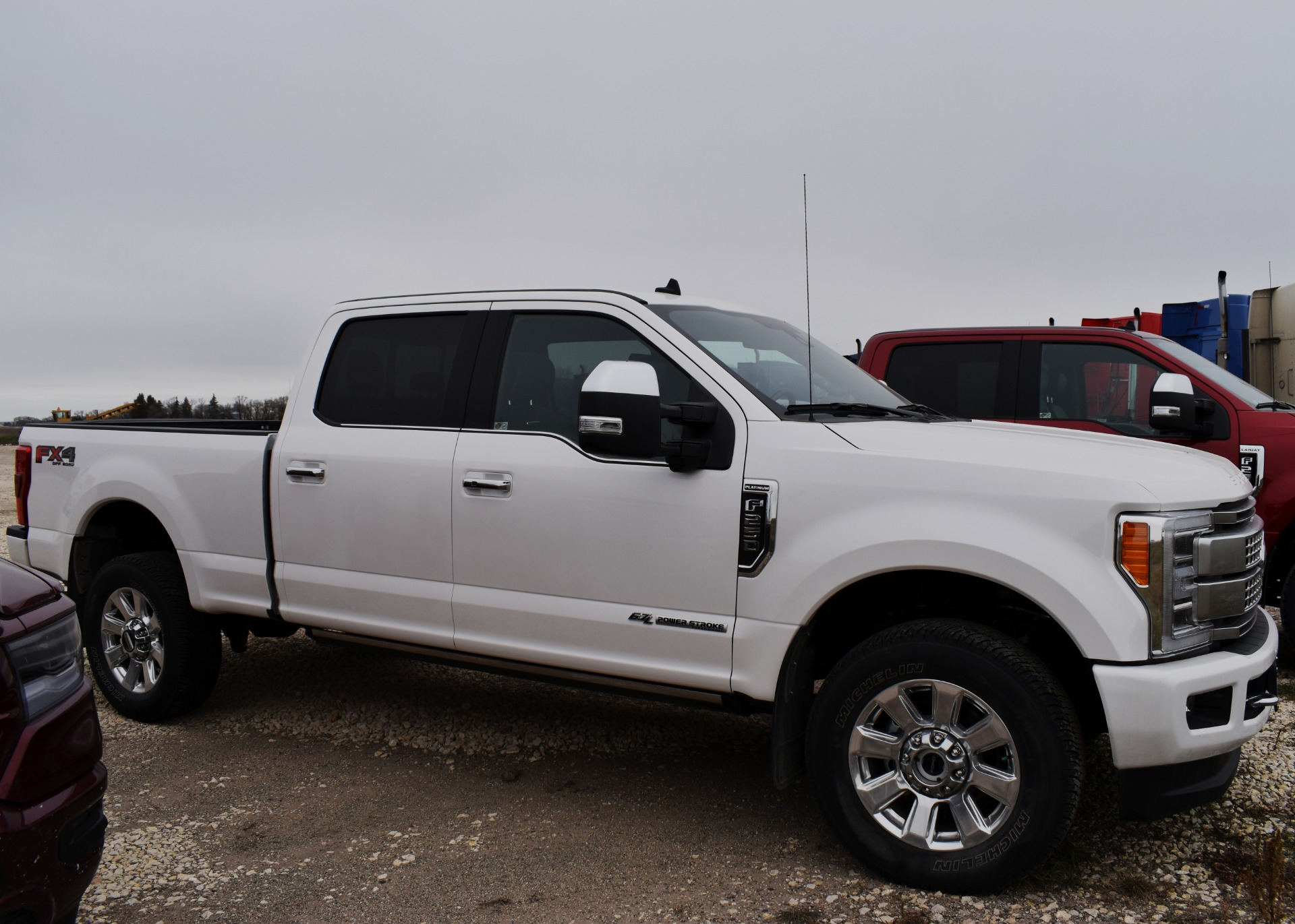 Used 2019 Ford F-250 Super Duty Platinum For Sale ($80,999 ...