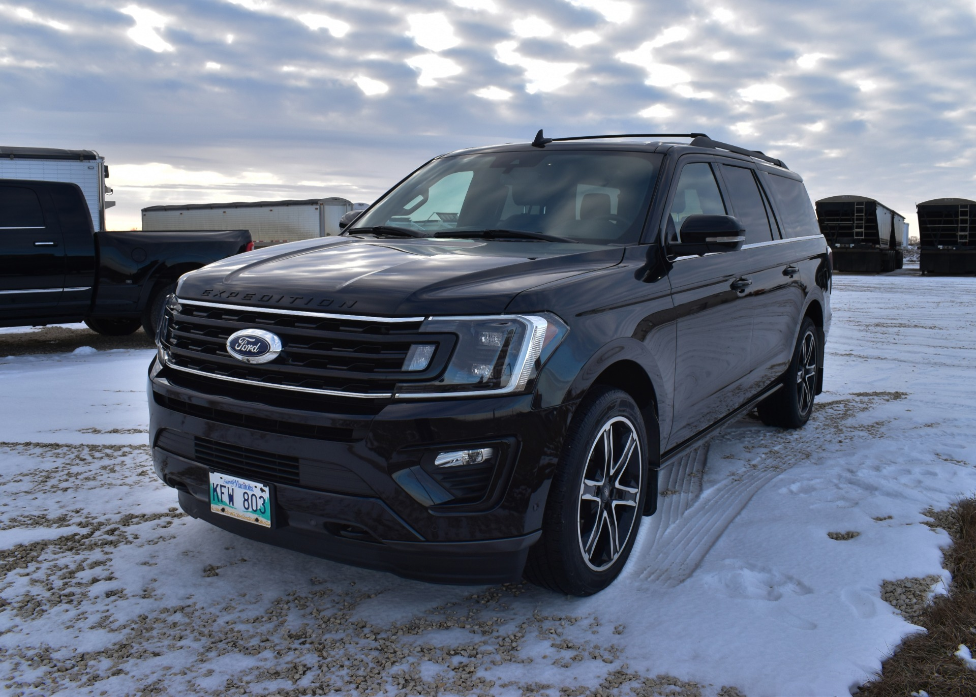 Used 2019 Ford Expedition MAX Limited For Sale ($79,749 ...