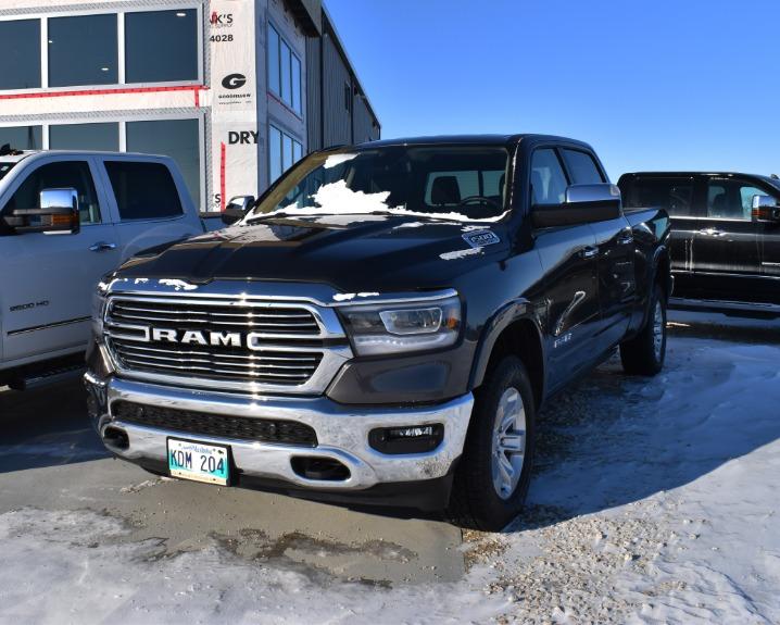 Used 2019 Ram 1500 Laramie for sale $56,999 at BP Motors in Morden MB