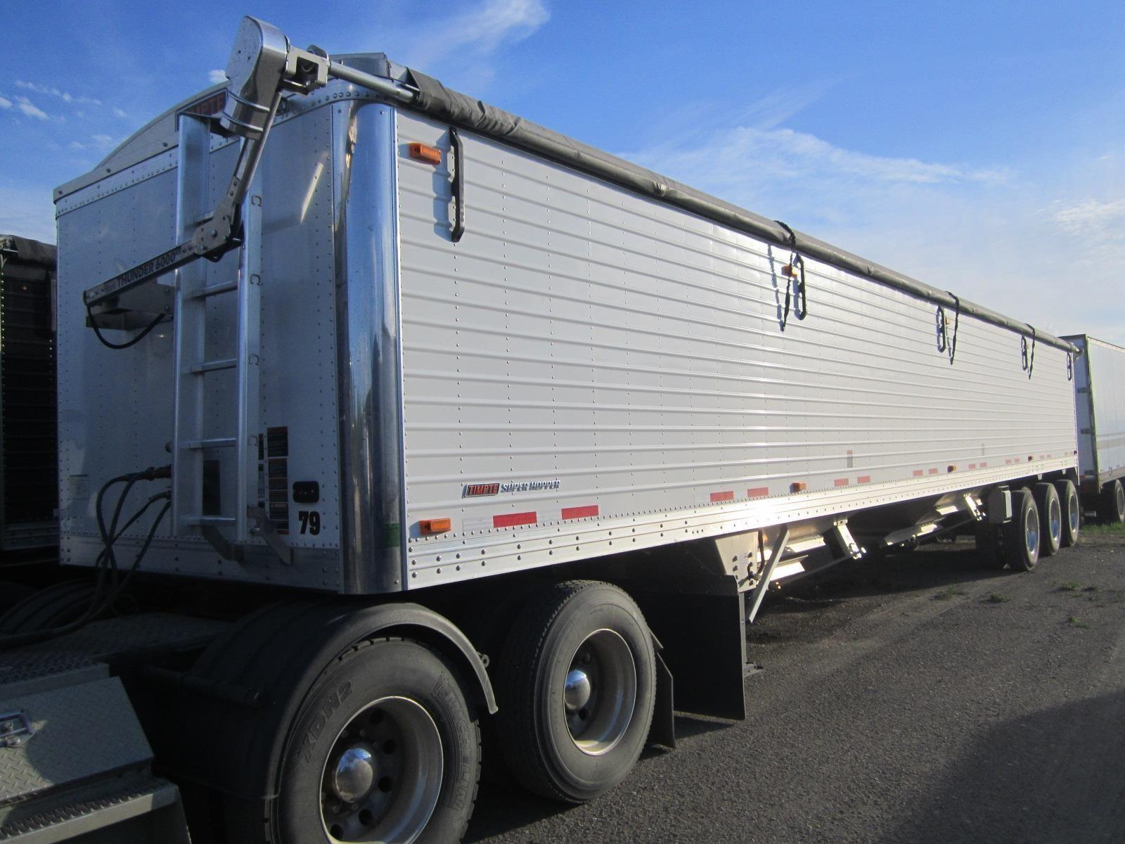 2019 TIMPTE TRI-AXLE for sale Call for price at BP Motors in Morden MB R6M 1Y9 1