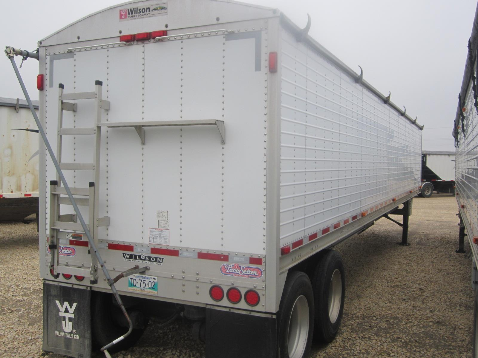 2012 WILSON 41' TANDEM for sale Call for price at BP Motors in Morden MB R6M 1Y9 1