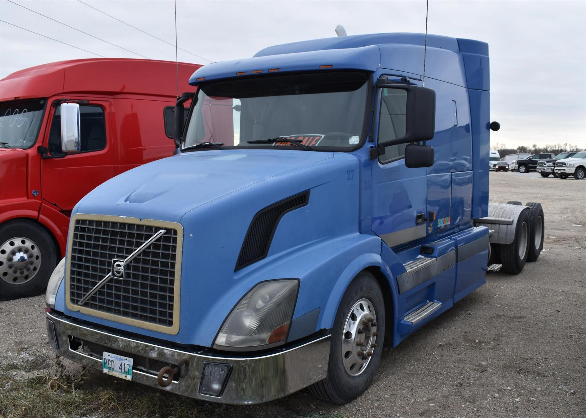 2004 VOLVO VNL64T630 for sale Call for price at BP Motors in Morden MB R6M 1Y9 1