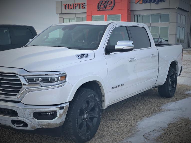 Used 2019 Ram Ram Pickup 1500 Laramie Longhorn for sale $55,000 at BP Motors in Morden MB