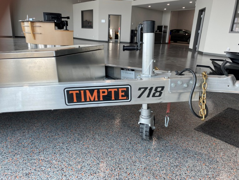 New 2022 Timpte 718 Utility Trailer for sale $12,900 at BP Motors in Morden MB
