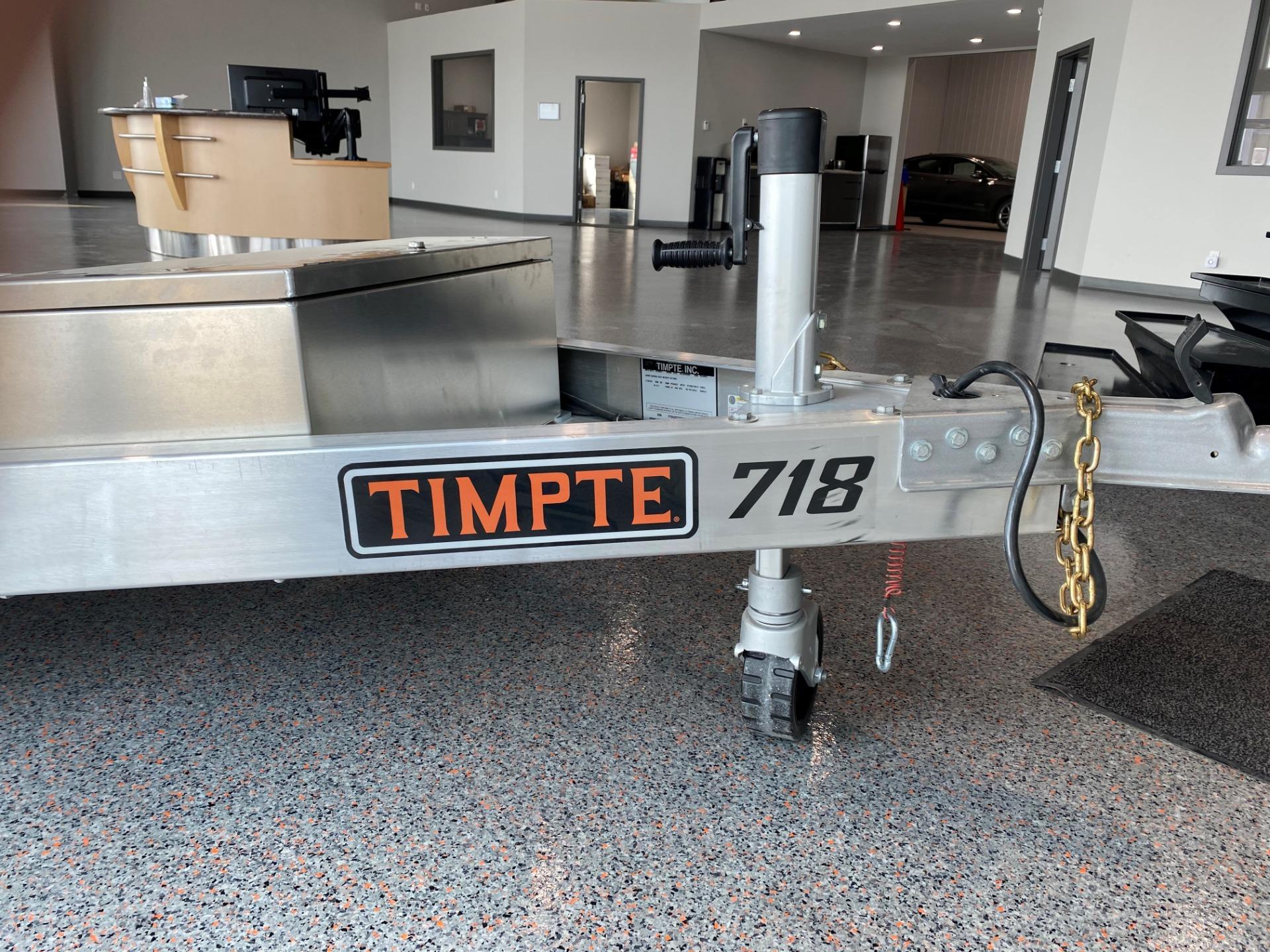 2022 Timpte 718 Utility Trailer for sale $12,900 at BP Motors in Morden MB R6M 1Y9 1