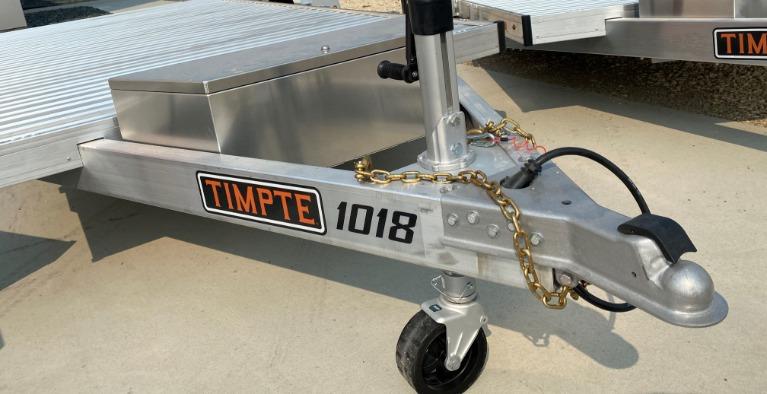 New 2022 Timpte 1018 Utility Trailer for sale $15,500 at BP Motors in Morden MB