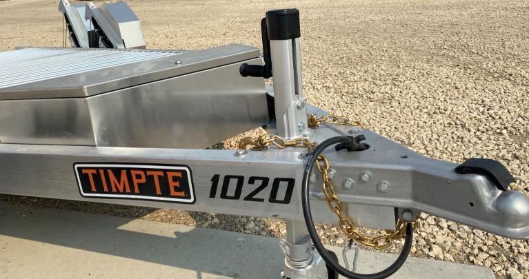 New 2022 Timpte 1020 Utility Trailer for sale $15,750 at BP Motors in Morden MB
